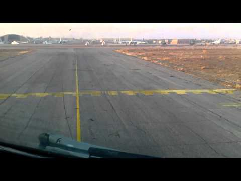Airbus A310-300 landing at Kabul in HD - OAKB ILS 29