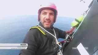 Inside Damien Seguin, le pirate du Vendée Globe - Handisport TV - Champions d'Exception