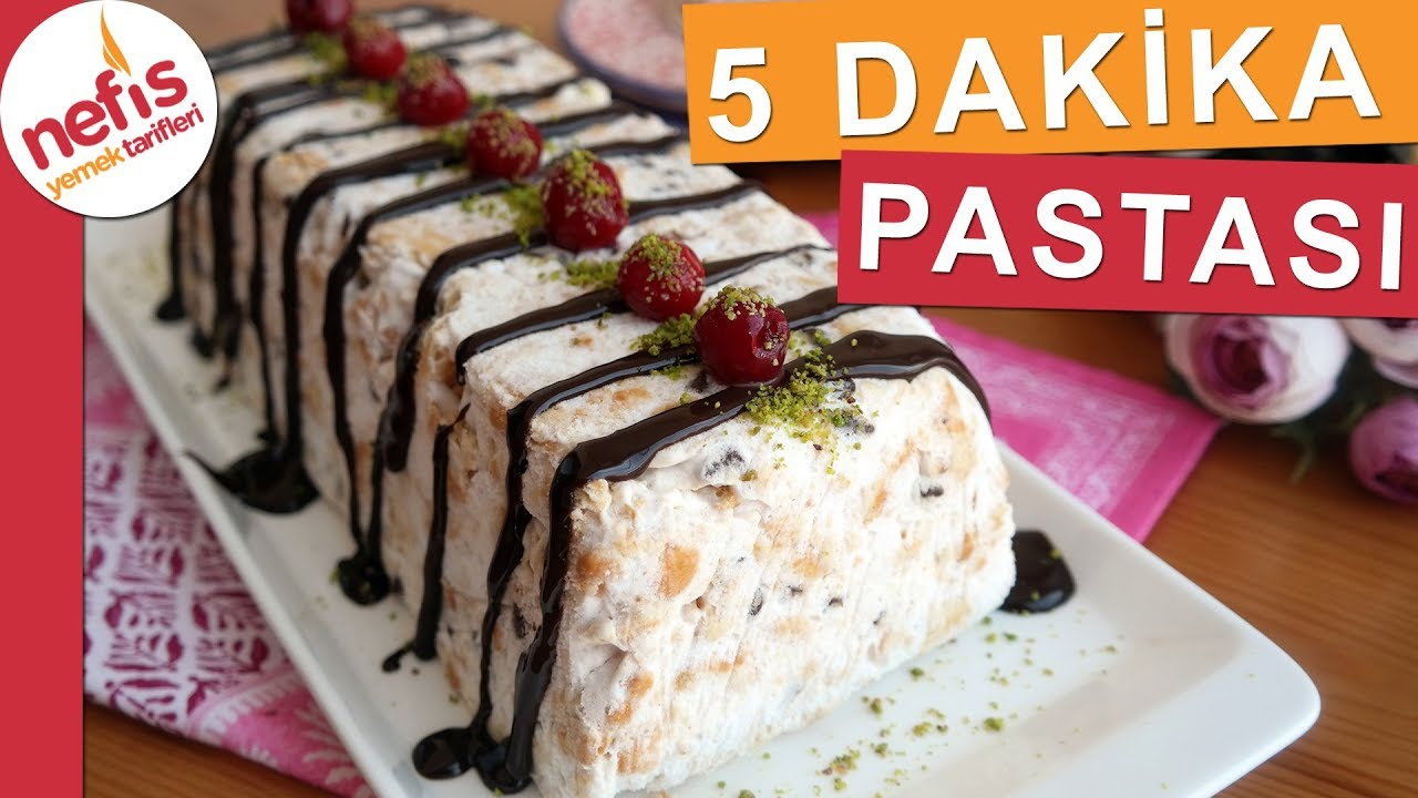 Damalı Baton Pasta Tarifi