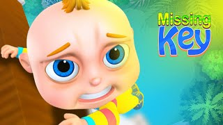 TooToo Boy - Missing key (Single Episode) | Kids Shows & Cartoon Animation For Children
