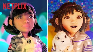 &quotUltraluminary&quot Toy Play Music Video  Over the Moon  Netflix Jr