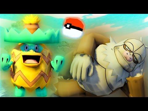 "Minecraft Pixelmon Lucky Block Island - ""POTATOES ARE LOCO!!!"" - (Minecraft Pokemon Mod) Ep 18"