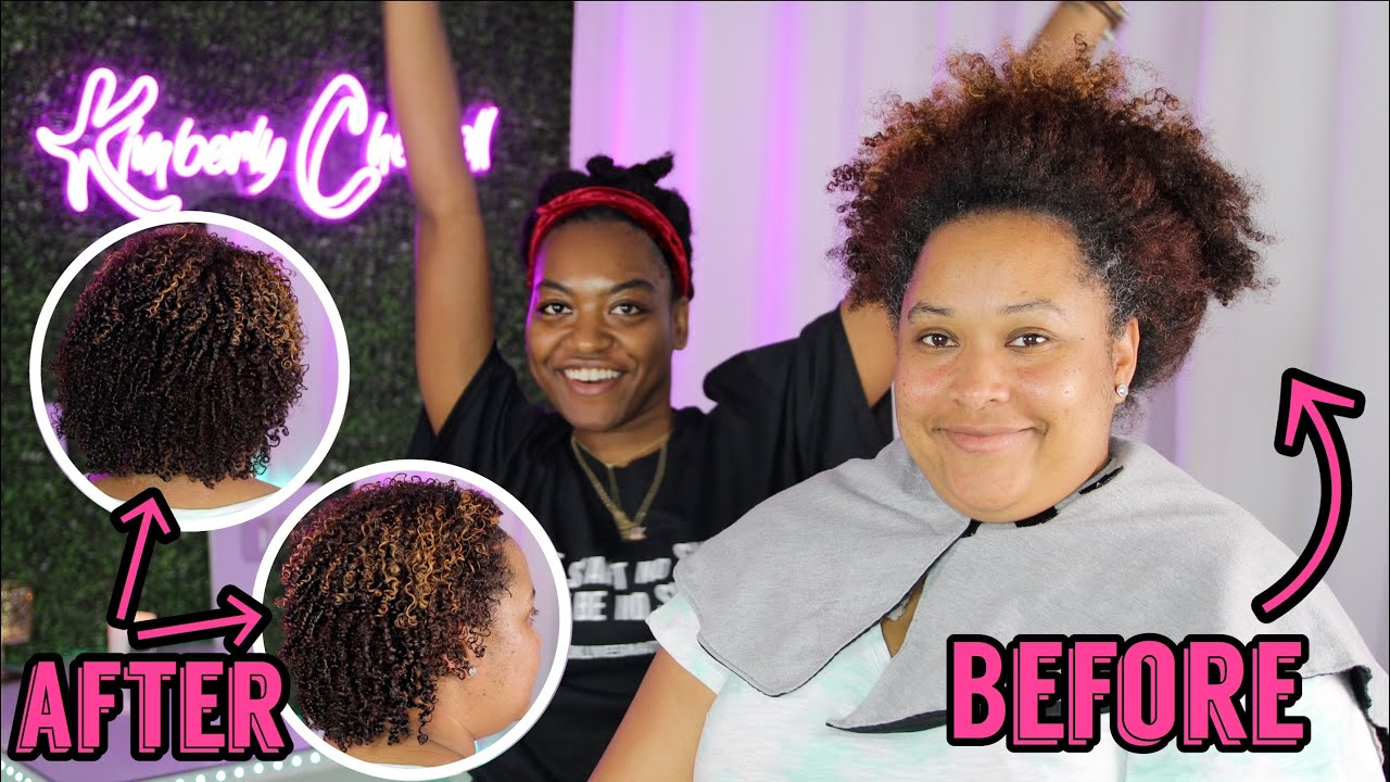 Big Chop Update + Mastering the Wash and Go Results on My Manager