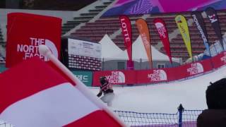 PyeongChang 2018 Olympic Test Event - Big Air Snowboarding FIS World Cup