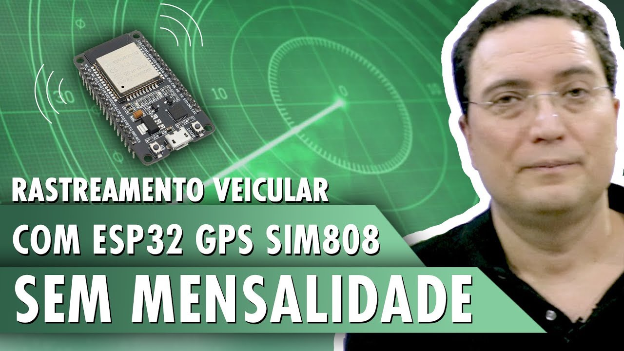 Vehicle Tracking With ESP32 GPS SIM808 - No Monthly Fee: 11 Steps