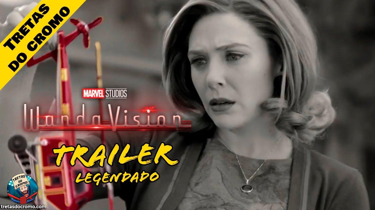 Novo trailer para WandaVision