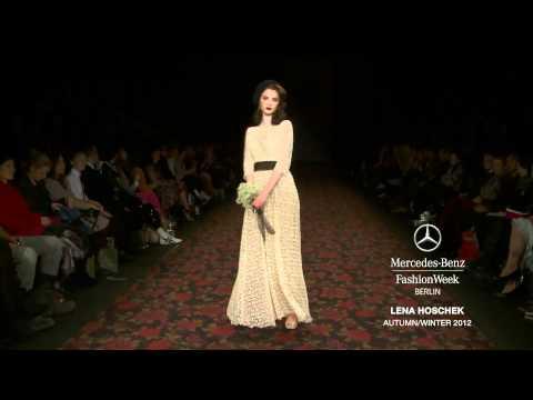 Lena Hoschek Show Mercedes-Benz Fashion Week Berlin A/W 2012