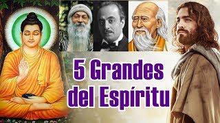 5 Grandes Maestros Espirituales - Frases