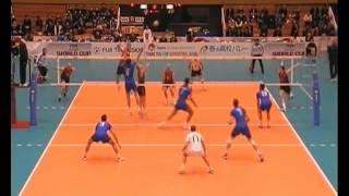 Italy vs USA - FIVB Men