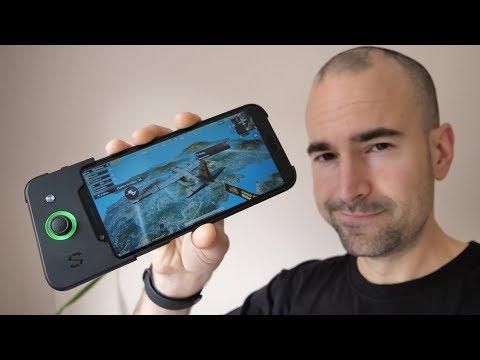 Black Shark | Best Gaming Phones for PubG Mobile