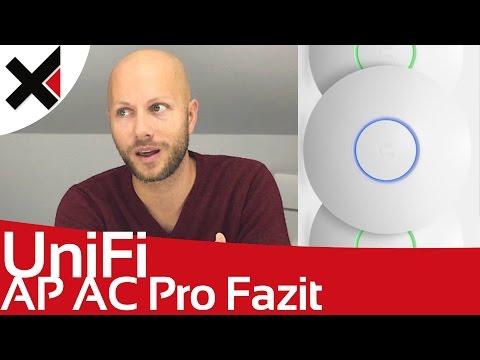 UniFi AP AC Pro Fazit nach 3 Monaten Meine Erfahrung | iDomiX