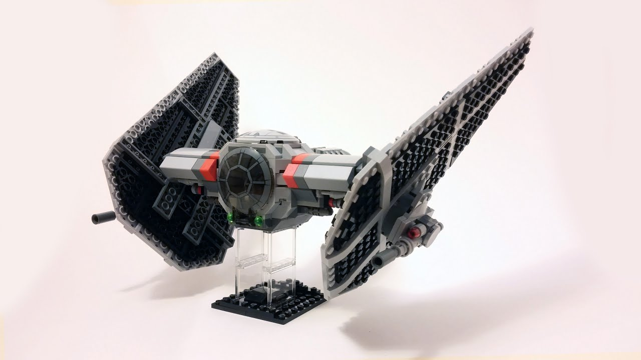 lego star wars tie interceptor instructions