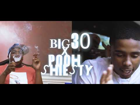 BIg30 x Pooh Shiesty Ft. BlocBoy Jb – OOH OOH (Official Music Video)  prod by: Real Red