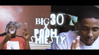 BIg30 x Pooh Shiesty Ft. BlocBoy Jb - OOH OOH (Official Music Video)  prod by: Real Red