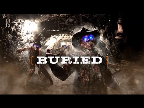 Black Ops 2 Zombies Buried With TAS Omega