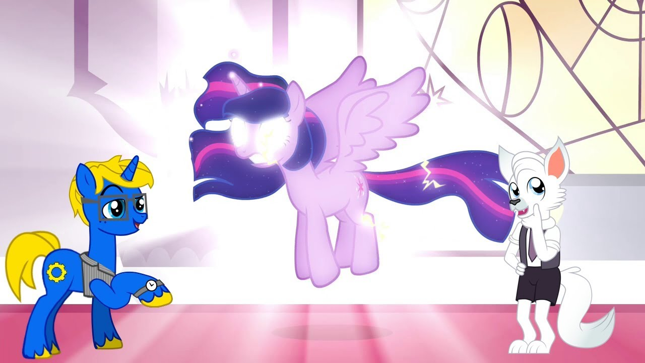 how powerful is an alicorn youtube