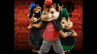 The Ding Dong Song Chipmunk