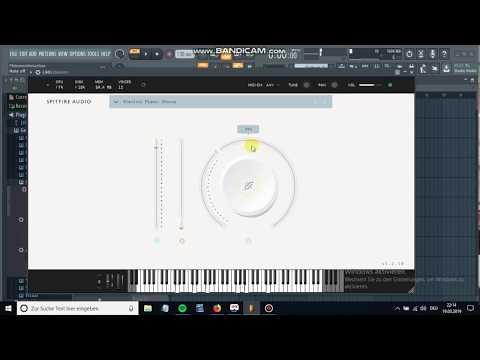 [Sound Demonstration] of Spitfire Labs Instruments (free VST)
