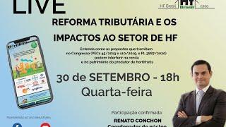 Reforma Tributária e os impactos ao setor de HF