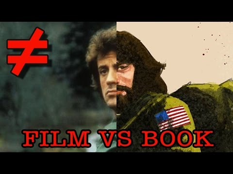 RAMBO: First Blood  What's the Difference?