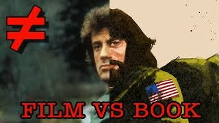 RAMBO: First Blood - What's the Difference?