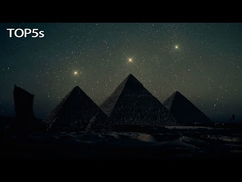 5 Biggest Mysteries & Secrets Surrounding The Egyptian Pyramids...