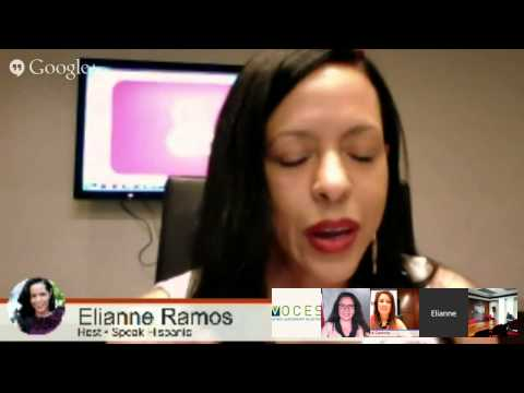 Google Hangout: Climate Change's Impact on the Latino Community