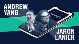 Who owns your data? Jaron Lanier has the answer. | Andrew Yang