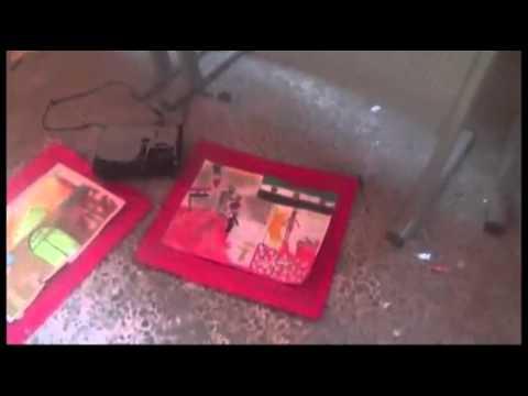 Raw: Airstrike on Syrian School Kills 19