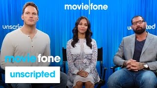 'Guardians of the Galaxy' | Unscripted | Moviefone