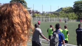 Copy of 3rd game U14 Paris soccer World Cup 2016