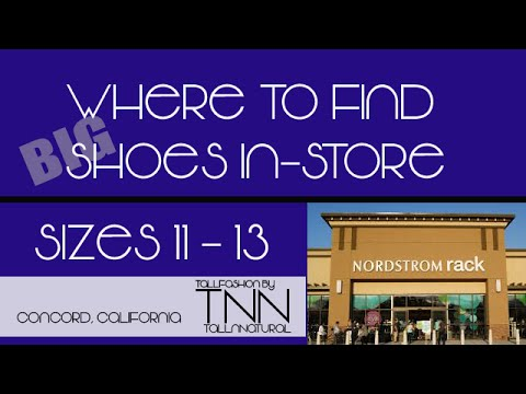 My Favorite Place to Find Cute Shoes For Tall Women In-Store - Nordstrom Rack