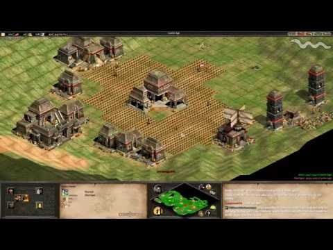 1v1 Arabia vs Nicov - Mayans War