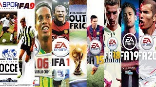 The Evolution of FIFA Games ⚽ (1993-2020)