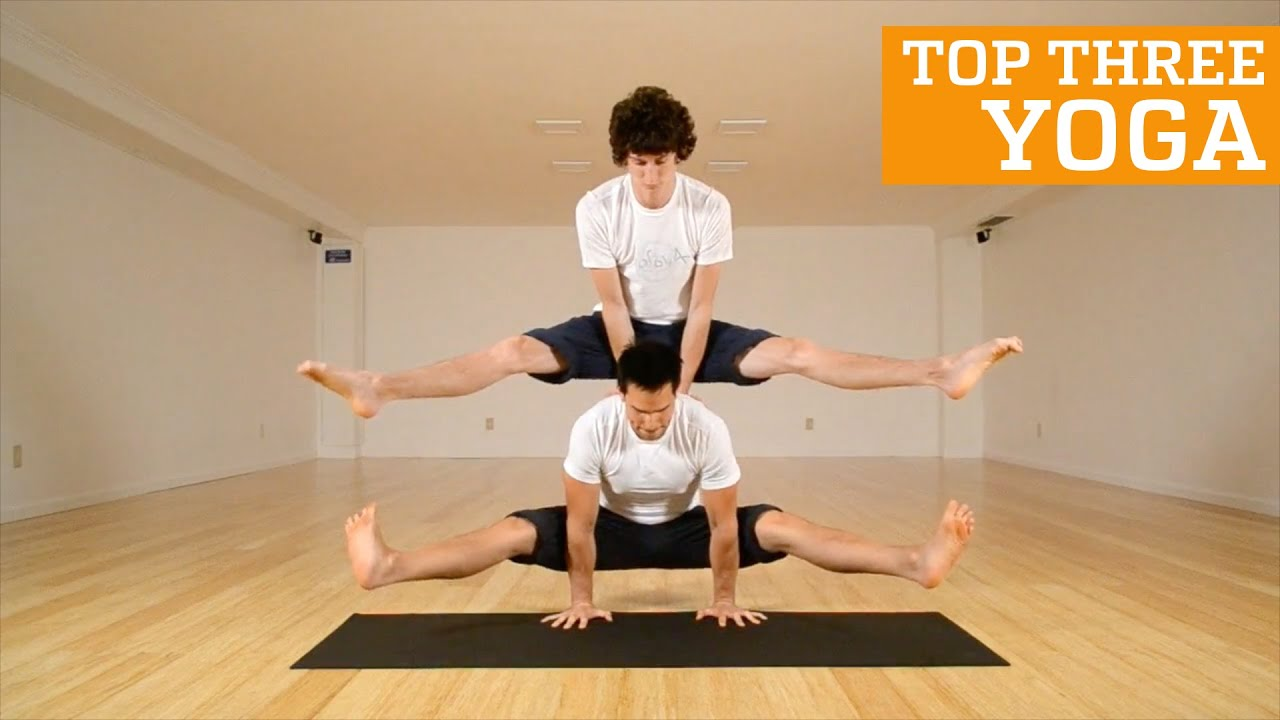 TOP THREE AMAZING YOGA ROUTINES | PEOPLE ARE AWESOME - YouTube