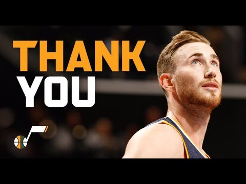 Gordon Hayward: (Utah Jazz Career Mix)