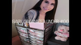 BABY ORGANIZATION HACK | CLOTHES AND ACCESSORIES | MOBILE ORGANIZER TIPS AND TRICKS