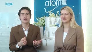 Atomy Набор Абсолют для ухода за волосами На травах От выпадения волос Атоми