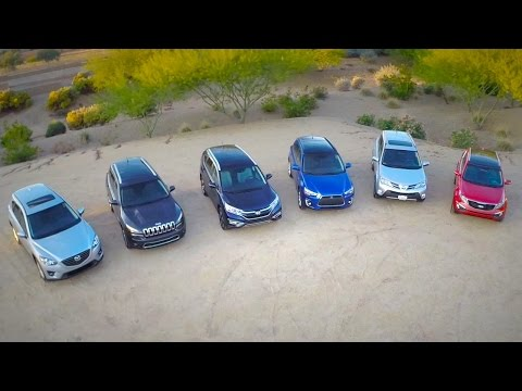 2015 Compact SUV Comparison - Kelley Blue Book