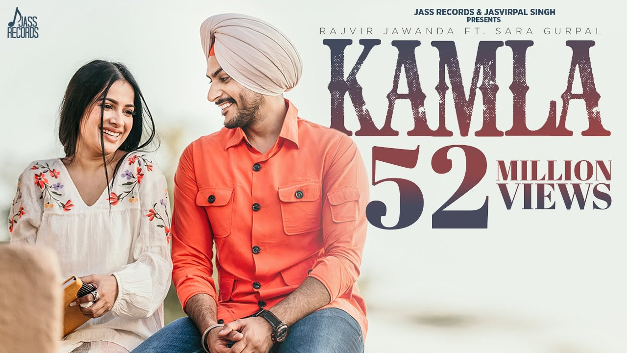 Download Kamla (Official Video) : Rajvir Jawanda ft Sara Gurpal   G Guri   Latest Punjabi Songs 2020