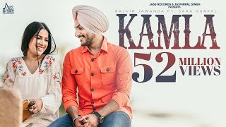 Kamla (Official Video) : Rajvir Jawanda ft Sara Gurpal | G Guri | Latest Punjabi Songs 2020