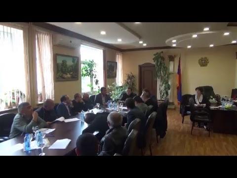 30.05.2018 թ, Ստեփանավան համայնքի ավագանու նիստ