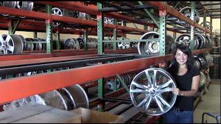 Factory Original Hyundai Tiburon Rims & OEM Hyundai Tiburon Wheels – OriginalWheel.com