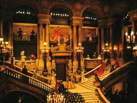 Grandes óperas.