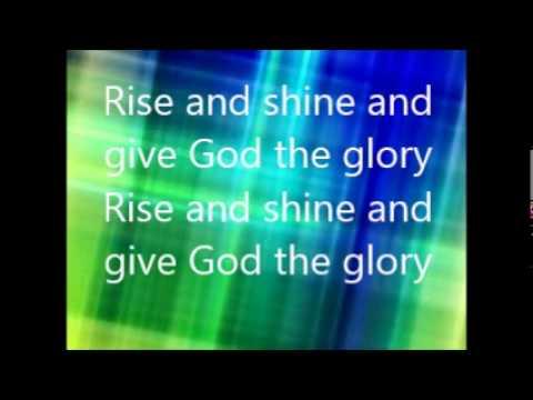 Rise and Shine by Go Fish Guys lyrics