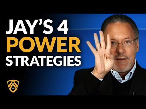 Jay Abraham's Four Sure-fire Business Strategies
