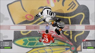 NHL 20 Gameplay (PS4 HD) [1080p60FPS] Video