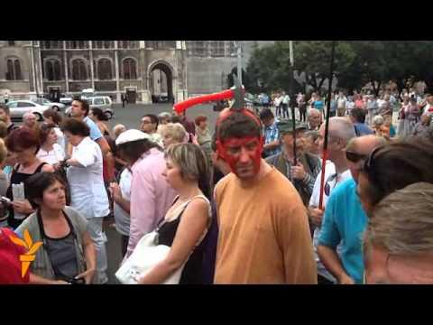 Венгрия извиняется перед Арменией