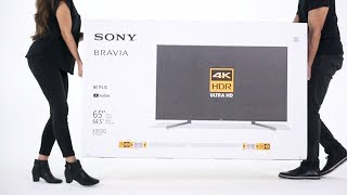 Sony - BRAVIA - Unboxing the X950G/XG950 Series