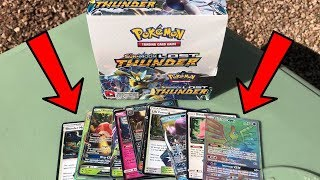 I've NEVER pulled this many ULTRA RARE POKEMON CARDS IN ONE BOOSTER BOX! (Lost Thunder)